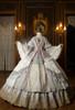Light Grey Ver. with Optional Underskirt UN00032 and gift petticoat UN00033 (corset skirt piece: Y00045)
