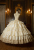 OPTIONAL Underskirt UN00032 with gift petticoat UN00033 (Beige Version)