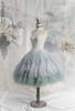 Mint Green + Light Grey + White Ver. (petticoat: UN00028)