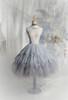 Pale Lilac Grey + Greyish Pink + Light Khaki Ver. (petticoat: UN00028)