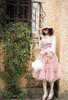 Model Show (Antique Pink + Beige Pink + Pale Beige Ver.) (hat: P00702, blouse: TP00191, corset: Y00043)