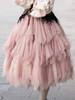 Model Show (Antique Pink + Beige Pink + Pale Beige Ver.) (blouse: TP00191, corset: Y00046)