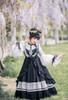 Model Show (Black + White Ver.) (hat: P00702, underskirt: UN00030N)