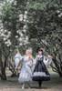 Group Model Show (Moss Grey + White & Black + White Ver.) (hat: P00702, underskirt: UN00030N)