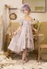 Model Show (Pale Lilac Ver. with optional bustle piece P00709) (headdress: P00710, bonnet: P00706)