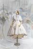 Coordinate Show (Pale Beige Ver. with optional bustle piece P00709) (bonnet: P00706, headdress: P00710, petticoat: CT00040S, UN00028)
