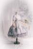 Coordinate Show (Pale Lilac Ver.) (headdress: P00710, overskirt: SP00219, underskirt: UN00030N, petticoat: UN00028)