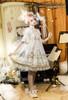 Model Show (Milky White Ver.) (headdress: P00711, skorts: UN00034, petticoat: UN00026)