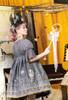 Model Show (Iron Grey Ver.) (headdress: P00711, skorts: UN00034, petticoat: UN00026)