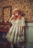 Model Show (Milky White Ver.) (headdress: P00712, skorts: UN00034, petticoat: UN00026)