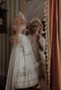 Model Show (Milky White Ver.) (headdress: P00712, apron cape: DR00281, petticoat: UN00026)