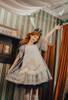 Model Show (Iron Grey Ver.) (headdress: P00712, apron: DR00281, skorts: UN00034, petticoat: UN00026)