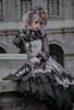 Model Show (Antique Pink Ver.) (headdress: P00715S, blouse: S01008, underskirt: UN00030N)