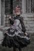 Model Show (Antique Pink Ver.) (headdress: P00715S, blouse: S01008, underskirt: UN00030N, petticoat: UN00028)