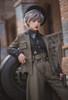 Model Show (Olive Green Ver.) (shirt: TP00139N, breeches: SP00019N, skirt piece: P00705)