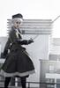Model Show (Olive Green Ver.) (headdress: P00610N, shirt: TP00149, skirt: SP00177N, petticoat: UN00026)