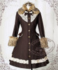 Front View (Brown Ver.) (dress underneath: DR00137)