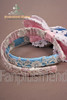 Last Chance: Sweet Lolita Rose Lace Bow Hair band*Baby Blue