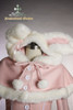 Cutie FRUiTS Sweet Miss Bunny Wool Coat&Cape