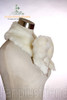 Gothic Lolita Warm Fur Bowknot Scarf*2colors Instant Shipping