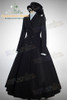 Coordinates Show (Black Ver.) (hat: P00544, blouse: TP00132, skirt underneath: CT00040S)