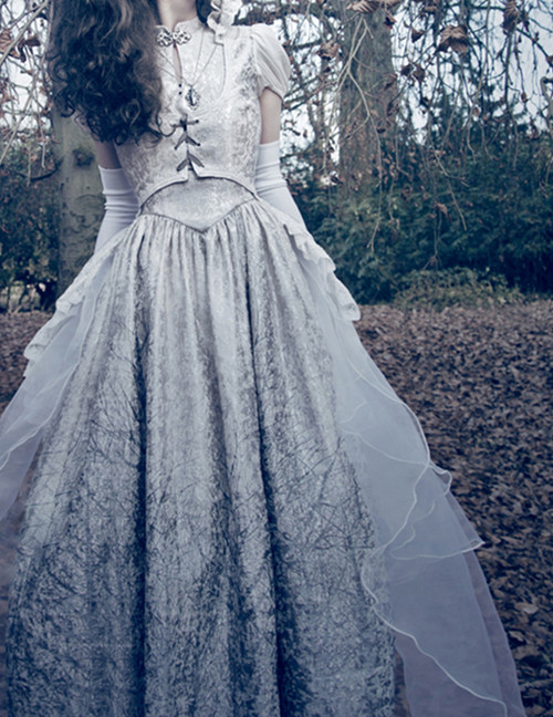 Fairy Halter Neck Dress Sleeveless Dress Maxi Dress Petticoat Skirt Set Vintage Fashion