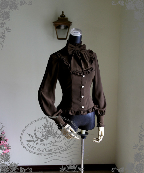 Front View (Deep Brown Ver.)