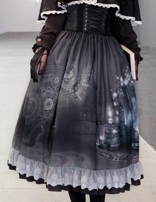 Model Show (Grey Ver.) (petticoat: CT00040S)