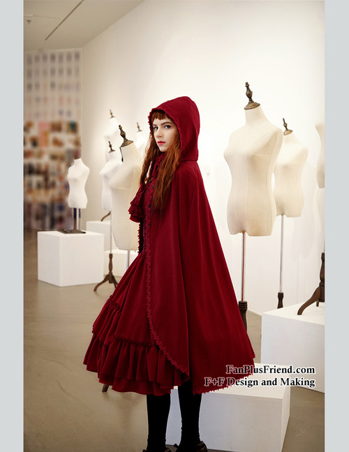 Model View: corset dress DR00066R, long sleeve dress DR00187