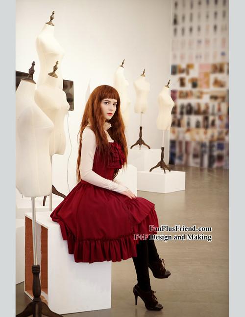 Model View: inside dress DR00187