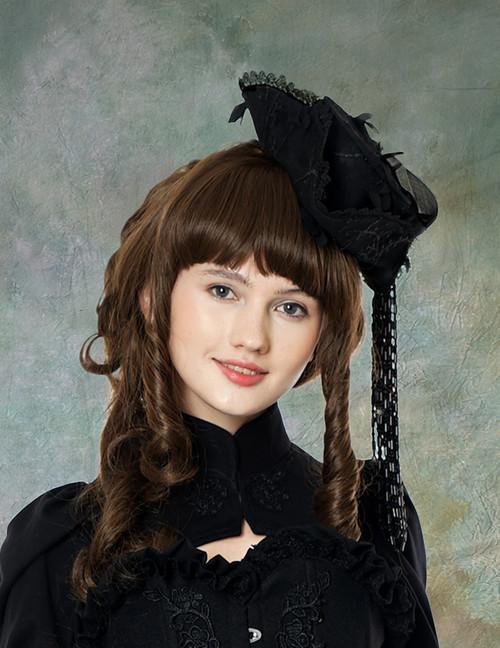 Model View  corset & brooch Y00032N bloomers UN00025 shrug CT00229N