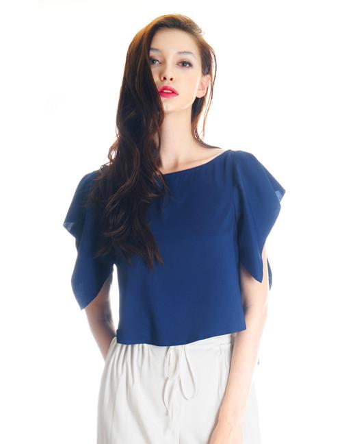Model Show (Dark Blue Ver.) (pants: S02026)