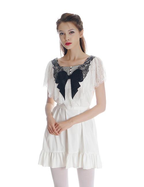Model Show (White Ver.) (leggings: P00187)