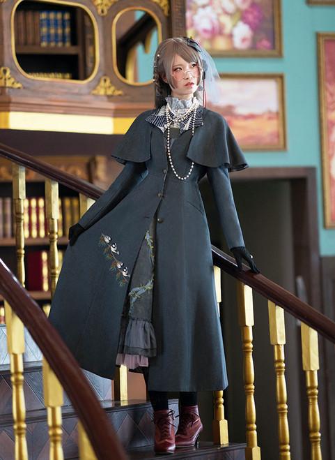 Model Show (headdress: P00646, blouse underneath: TP00174, dress underneath: DR00247, petticoat underneath: UN00029) other items NOT for sale