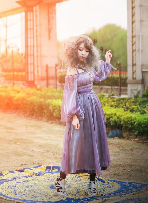 Model Show (Black + Lavender Ver.) (cutsew: TP00178)
