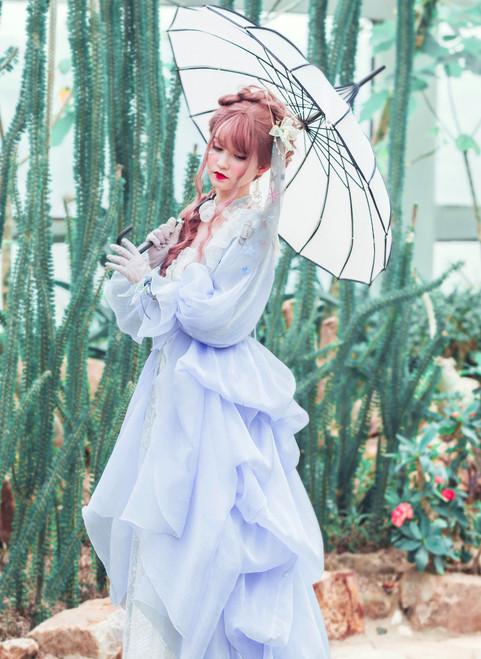 Model Show (Baby Blue Ver.) (headdress: P00651)