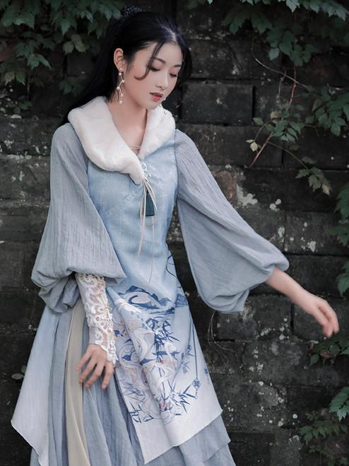 Model Show (dress: DR00255)