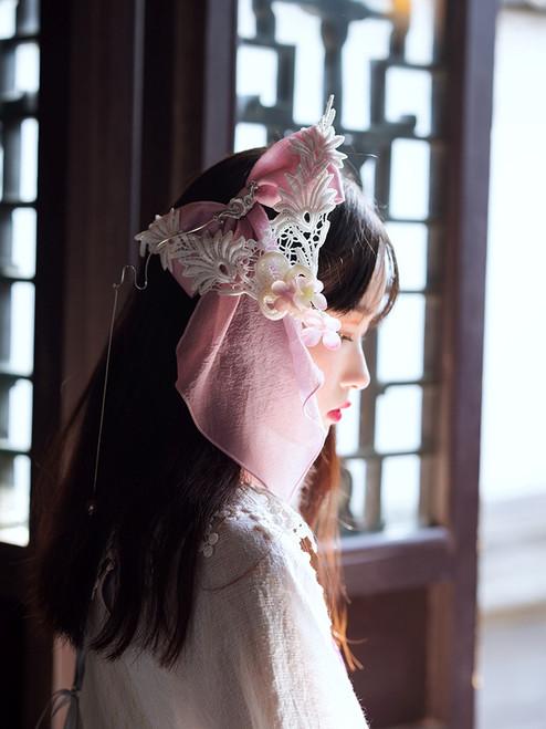 Model Show (Antique Pink Ver.) (blouse: TP00179)