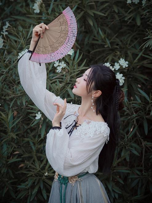 Model Show (White Ver.) (skirt: SP00203)