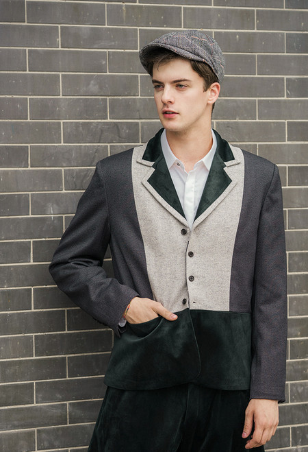 Model Show (shirt underneath: D00024, breeches: SP00172M)