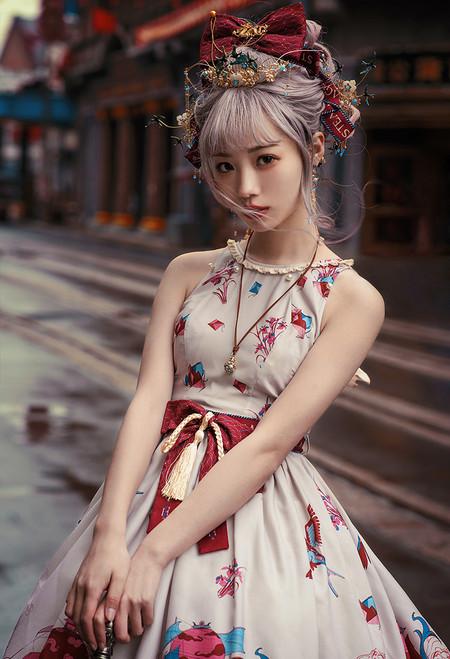 Model Show (Red Ver.) (dress: DR00263)