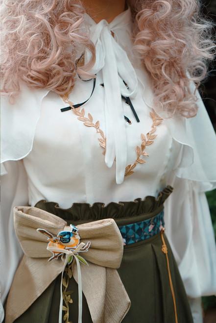 Model Show (skirt: SP00198E)