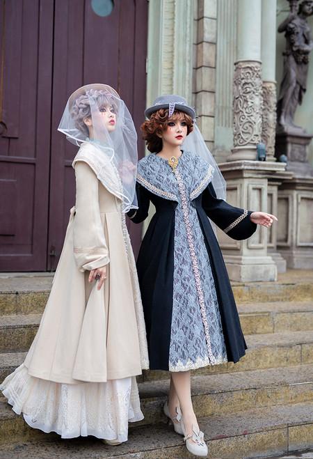 Model Show (hat: P00699, long dress underneath: DR00276)