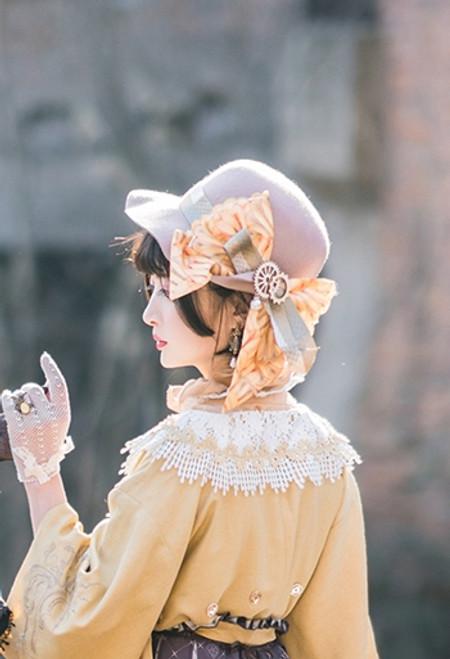 Model Show (Milk Tea Ver.) (jacket: CT00323, blouse: TP00191)