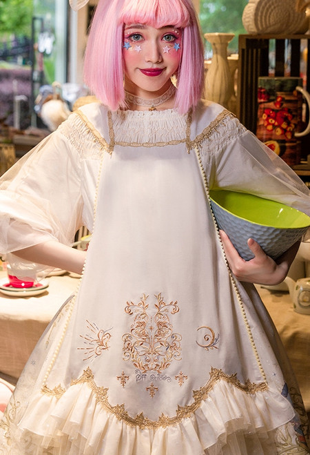 Model Show (dress: DR00280, petticoat: UN00026)