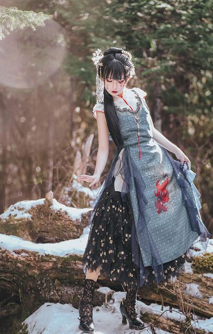 Model Show (Black Ver.) (dress set: DR00292)
