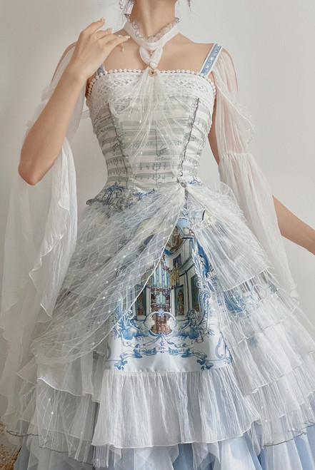 Model Show (Pearl White + White Ver.) (underskirt: UN00030N)