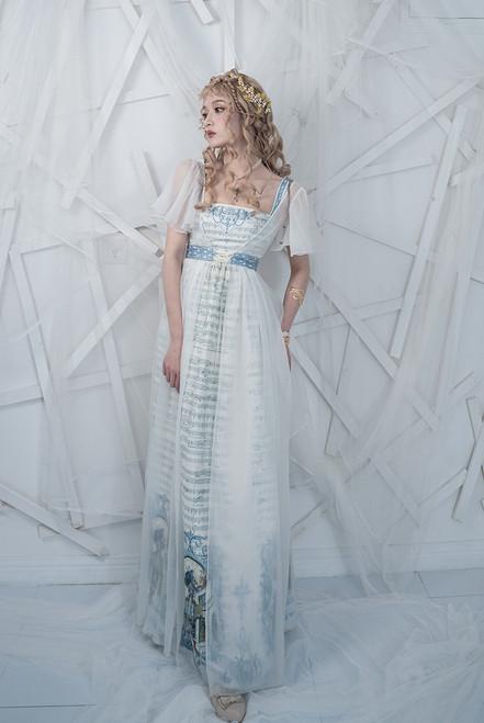 Model Show (Pearl White + White Ver.)