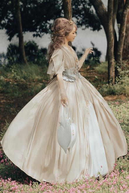 Model Show (Light Blue Ver.) (dress: DR00297, bag: P00734)
