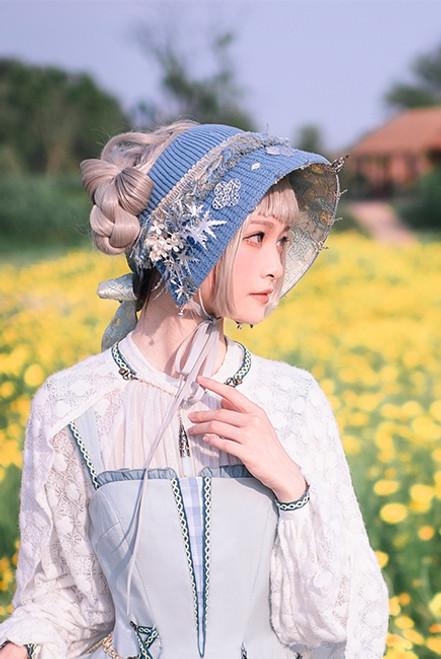 Model Show (Light Blue Ver.) (JSK: DR00296, shirt & cape: TP00197)